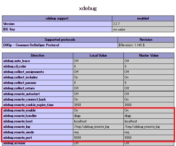 phpinfo_xdebug_trim